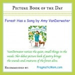 Picture Book Poetry Collection for Spring.