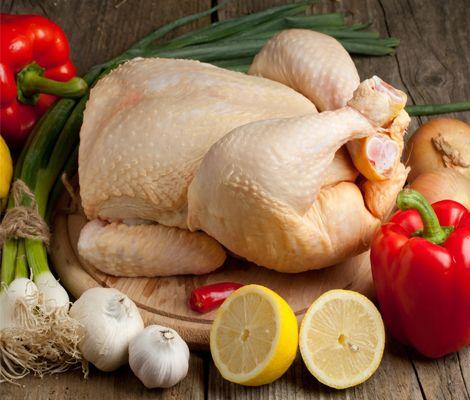 Free-Range Chicken – 25 lbs total