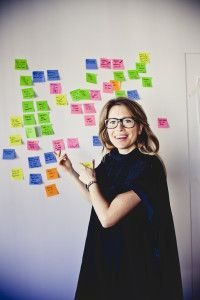 Sofia Svanteson's passion is to change the world for the better with the help of digitization opportunities. She puts great emphasis on problem definition and helps organizations and companies to develop new services, shops and strategies based on insights about users' and citizens' needs and behaviors.  https://www.youtube.com/watch?v=A0i6gwSnrKI