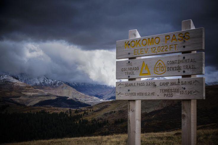 The Colorado Trail - BIKEPACKING.com