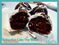 Babycakes Cake Pop Maker – Fad or Fabulous?