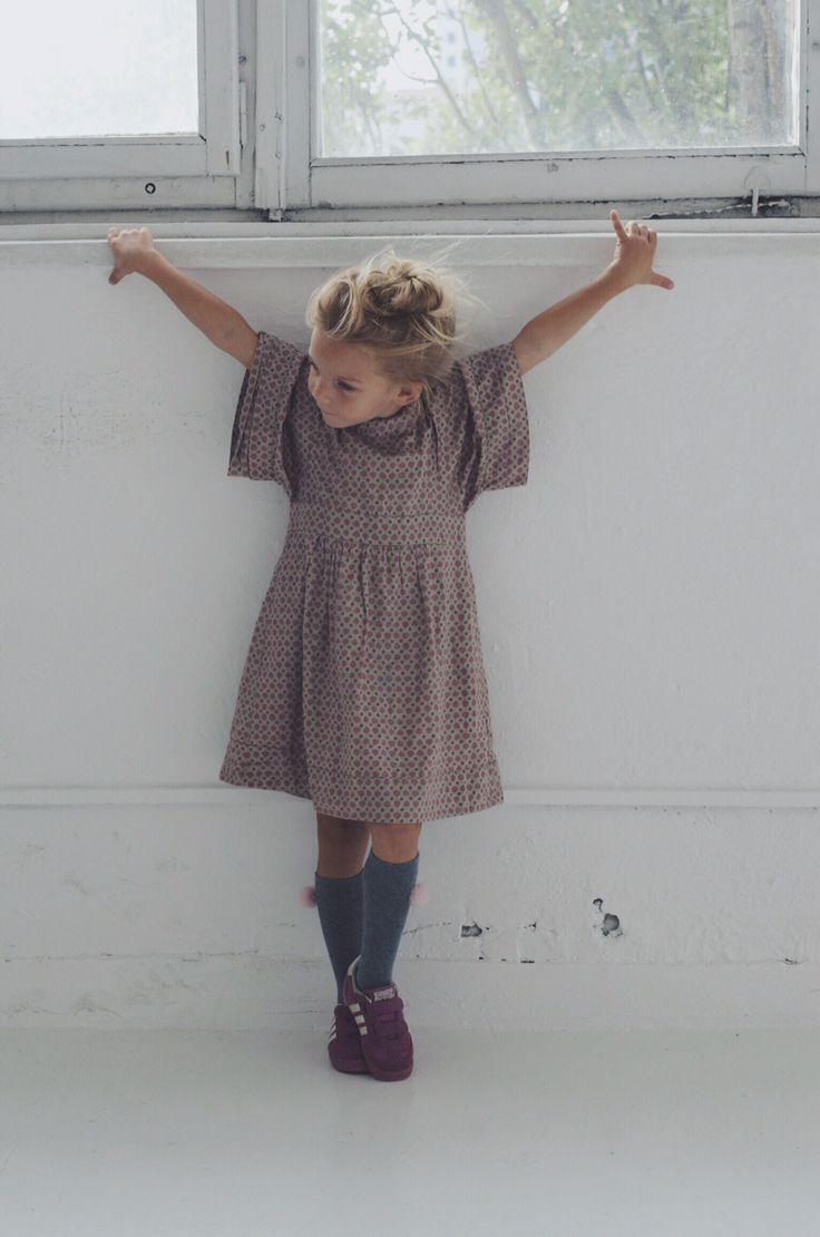 little girl vintage clothing