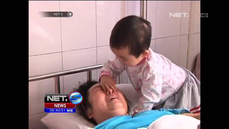 Kisah Inspiratif Balita Umur Tiga Tahun yang Mengurus Ibunya yang Sakit ...