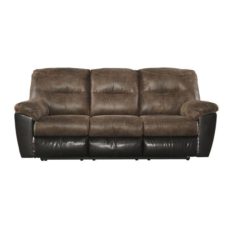 Tony reclining sofa faux leather sofa luxury sofa