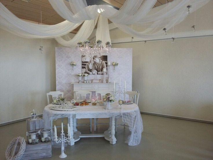 ... Hochzeitsdeko on Pinterest  Hochzeit, Doily bunting and Shabby chic