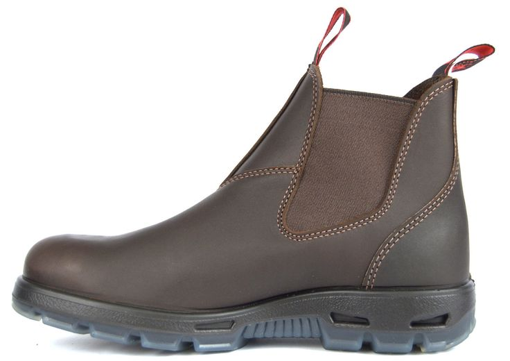 Redback Work Boots UNPU Great Barrier. Water Resistant Puma Brown Soft Toe Boots. Replacing a pair of Redback boots?. Non Steel Toe Brown pull on boots. 100%authentic Redback boots. Redback Steel Toe Boots Comply To The AS/NZS 2210-2-2000 Standards Australia. | eBay!