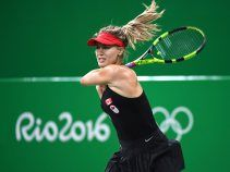 Eugenie Bouchard a entrepris ses premiers Jeux olympiques avec une victoire en deux manches aux dépens de l'Américaine Sloane…