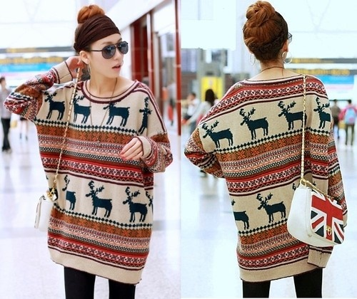 76 best Fairisle jumpers images on Pinterest | Stricken, Blouses ...