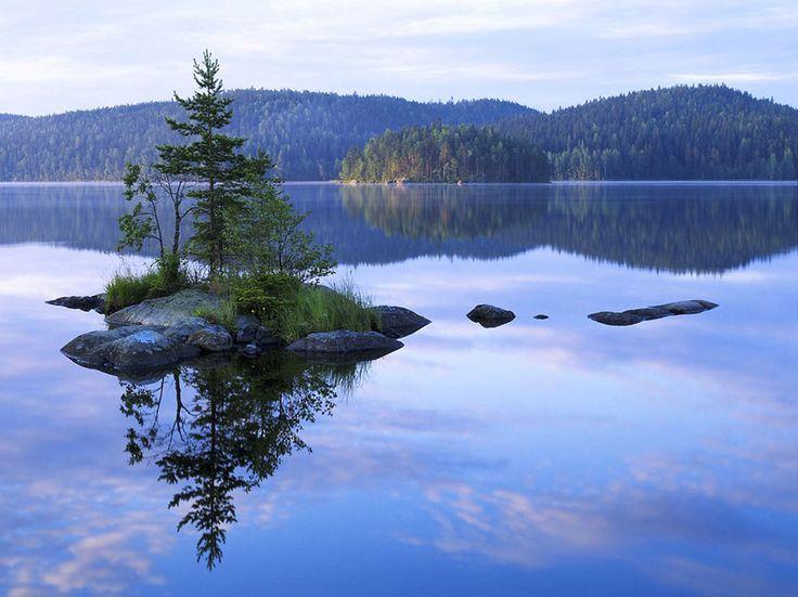 Isojärvi National Park. Photo: Timo Nieminen