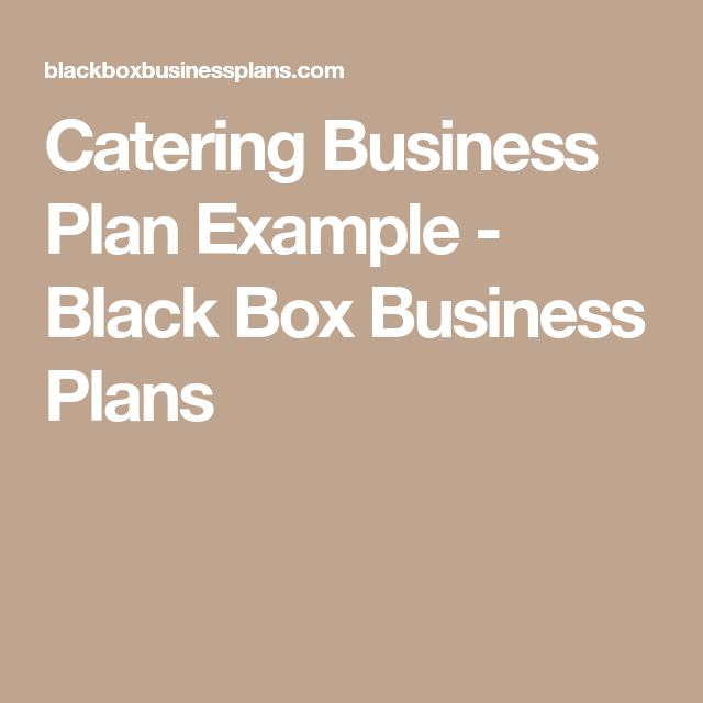 Best 25+ Business plan example ideas on Pinterest Startup - simple business plan template