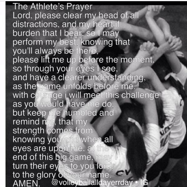 Motivational Quotes For Sports Teams: The 25+ Best Athletes Prayer Ideas On Pinterest