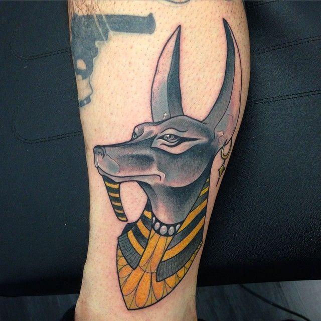 Jackal Head Tattoo 35 best Jackal ...