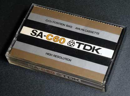TDK/SA(初代)