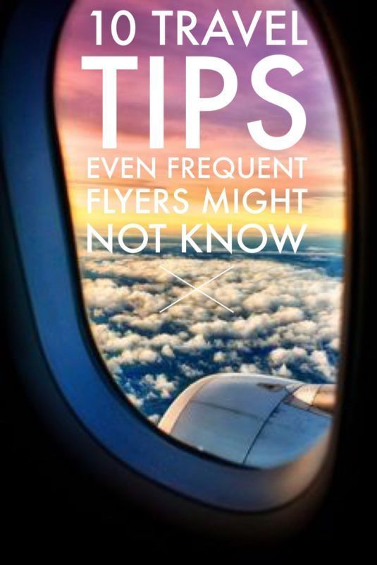 Think you know it all? Think again... #travelhacks