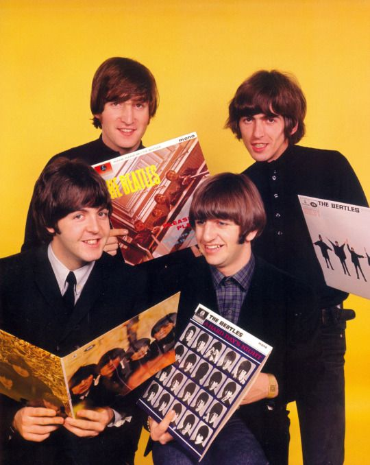 The Beatles and records!