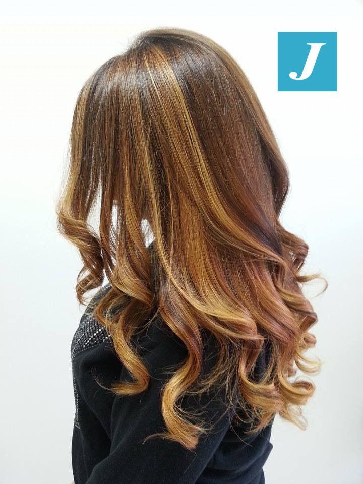 ️Degradé Joelle...perfectly YOU!!! #cdj #degradejoelle #tagliopuntearia #degradé #welovecdj #igers #naturalshades #hair #hairstyle #haircolour #haircut #fashion #longhair #style #hairfashion