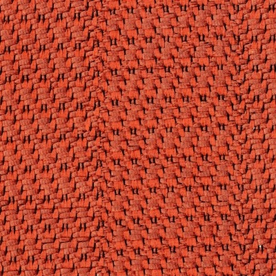 Basket weave pattern fabric that is 100% cotton with an acrylic backing.