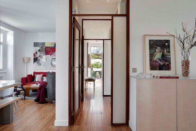 Doors. love those ! Fusion Interior Design Project