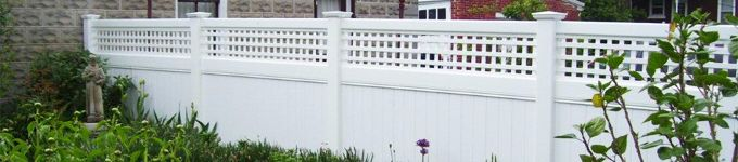Available in several bold colors, our low maintenance vinyl fences look fantastic and immediately add value, privacy and security to your property. Benefits of Vinyl Fencing: Cost – Vinyl fences cost less than wood or wrought iron while offering the same strength and increased durability. Low Maintenance – Vinyl fences require little to no maintenance besides an occasional rinse with a hose and …
