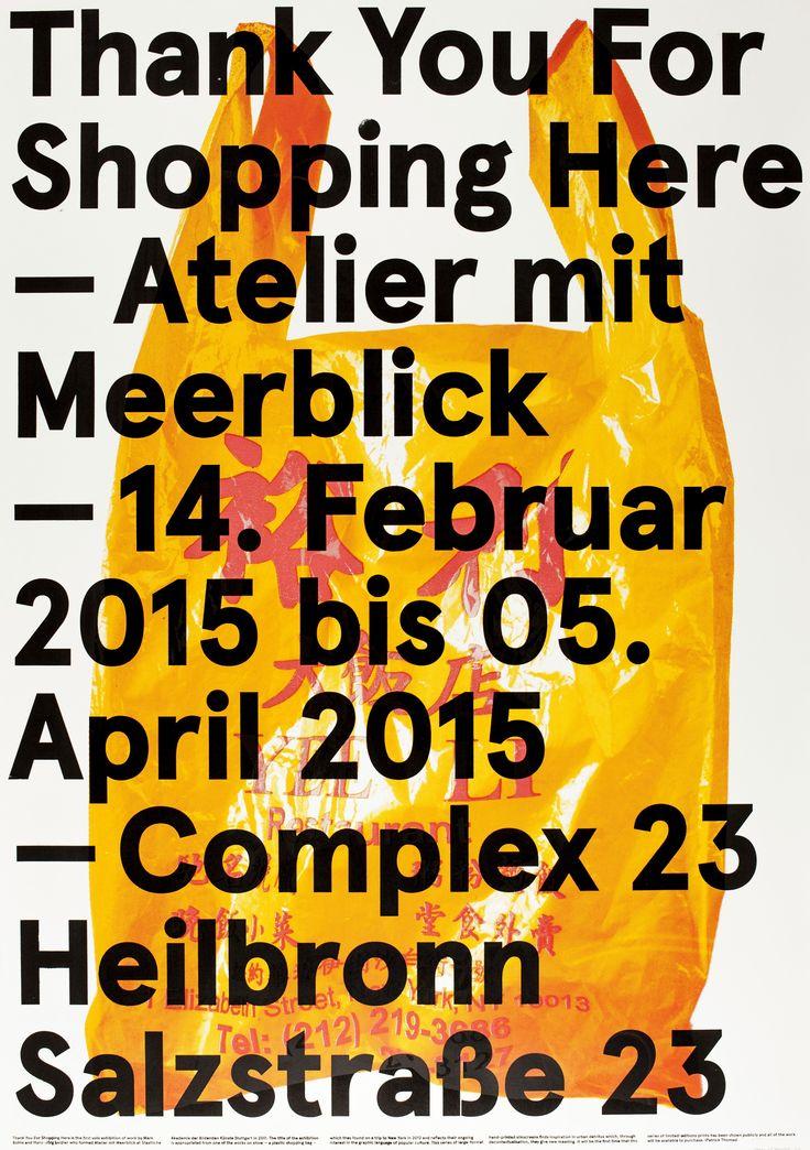 Hans-Jörg Seidler — Thank You For Shopping Here