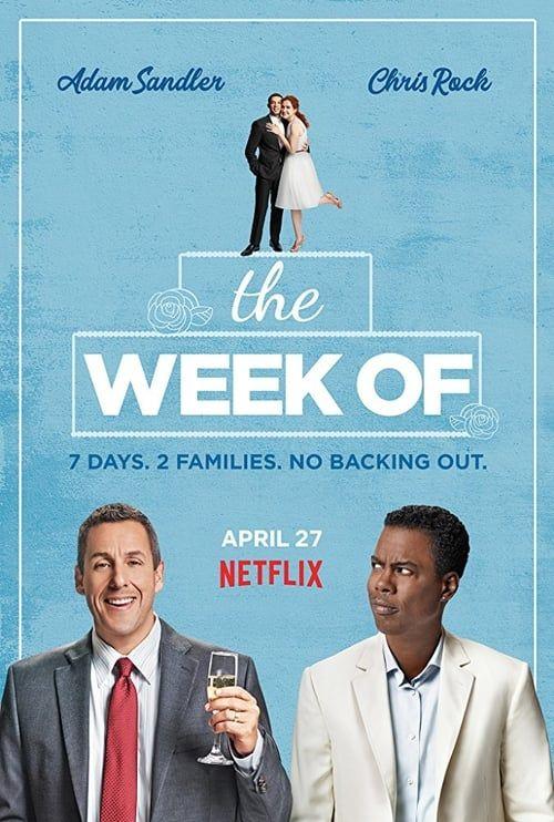 The Week Of (2018) Pelicula Completa en español Latino castelano HD