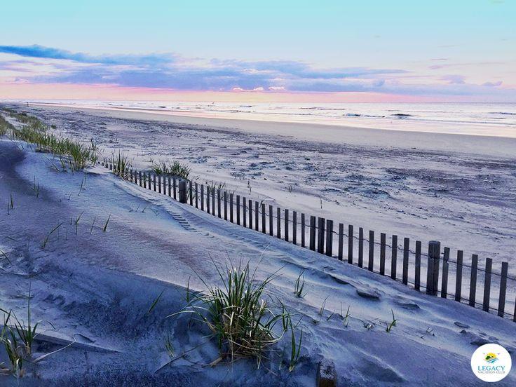 Miles of beaches at Legacy Vacation Resorts Brigantine Beach. #brigantine #beach #miles