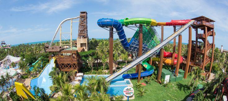 Adrenalina tem nome e lugar! #BeachPark #Insano #Vaikuntudo #Kalafrio