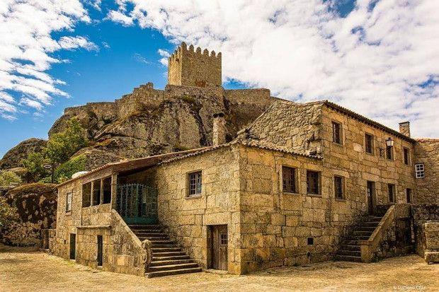 Os 10 mais bonitos castelos de Portugal