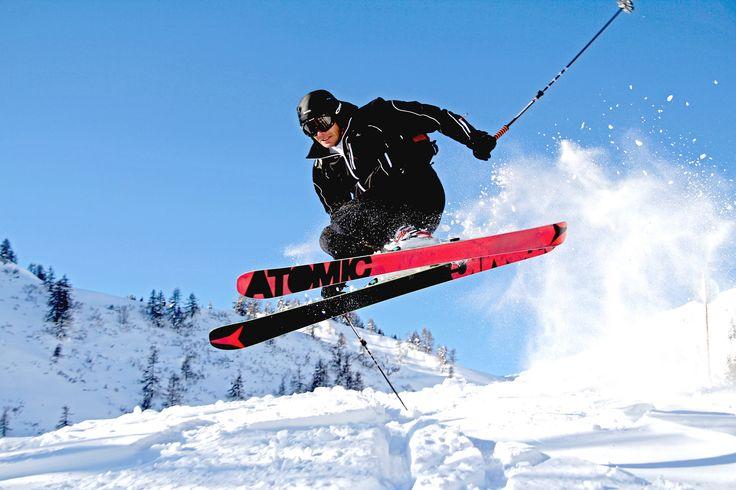 Auch der Zauchenseer Weltmeister Michael Walchhofer liebt die Powder-Möglichkeiten in Zauchensee | Flickr - Photo Sharing!