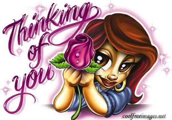Best Thinking of You Images