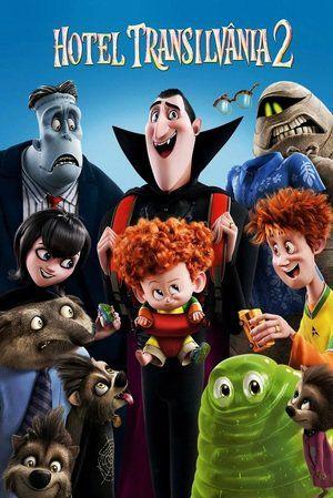 Watch Hotel Transylvania 2 Full Movie Streaming HD