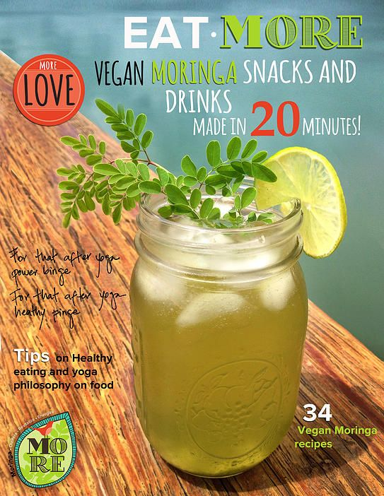 More Moringa | RECIPES (including a simple tea recipe!!)