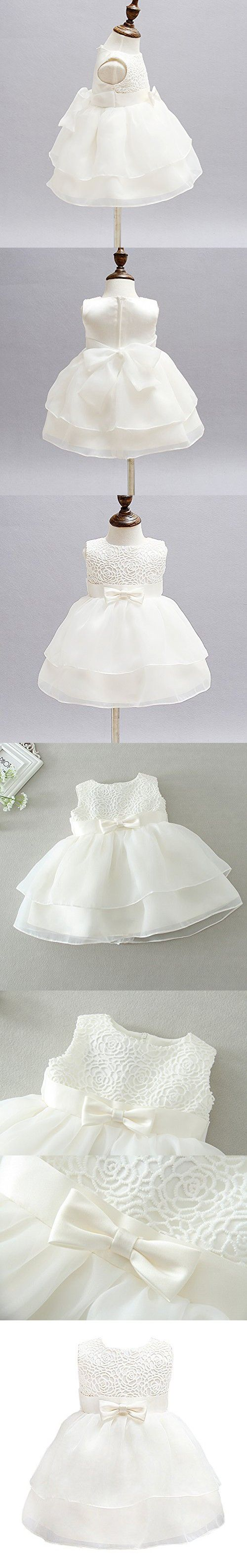 Dream Rover Baby Girl Dress Cristening Baptism Special Occasion Dress
