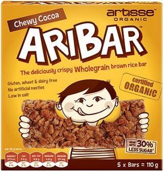 Artisse Chewy Cocoa Aribar - 5 x 110g Pack