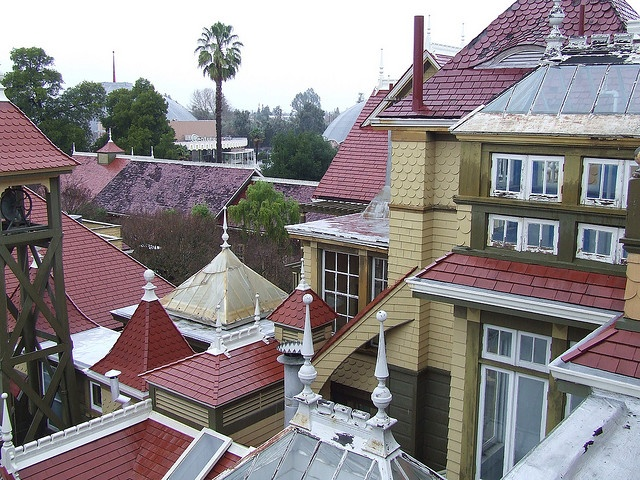 17 Best 1000 images about Winchester Mystery House on Pinterest Maze