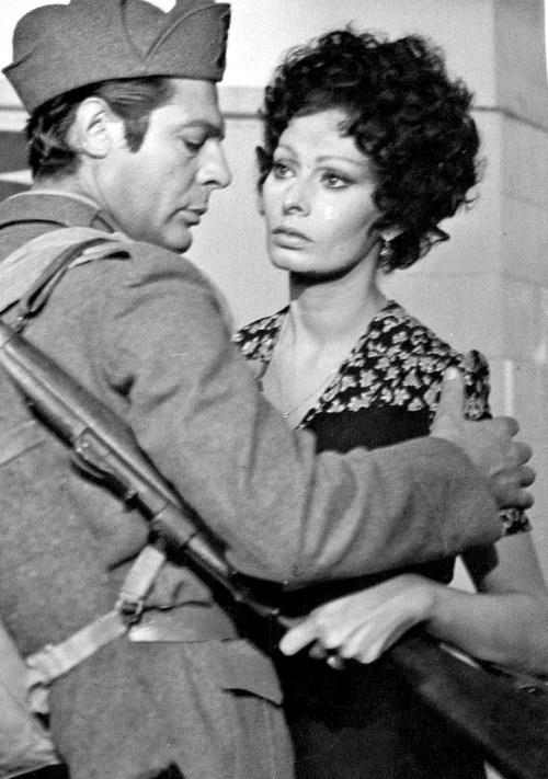 Um dos grandes filmes da minha vida! Marcello Mastroianni  Sophia Loren - I girasoli - Vittorio De Sica