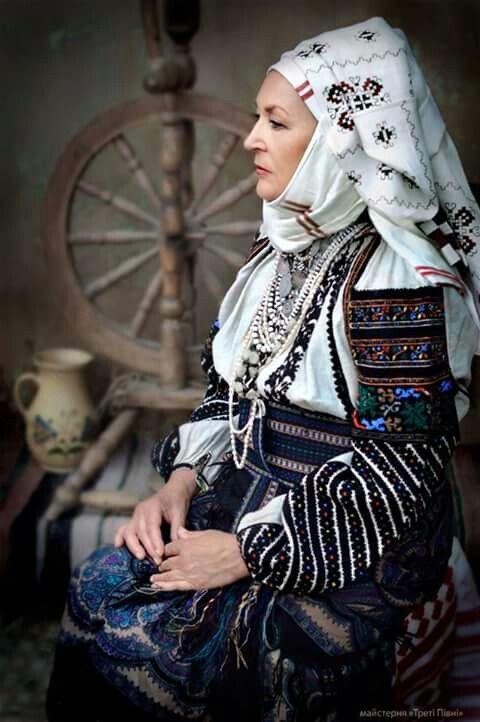 Ukrainian beauty. Treti Pivni