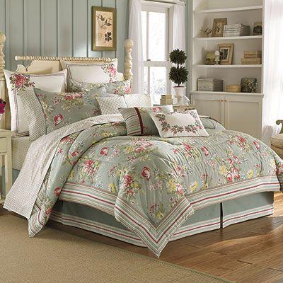 Laura Ashley Eloise Comforter Sets