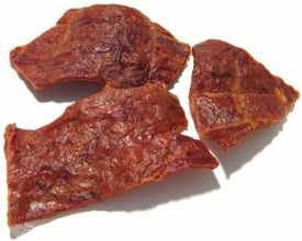 Cajun Jerky Recipe - One of the best tasting Cajun Jerky recipes we've tried!  Cajun Jerky Ingredients:  4 pounds of beef (or any meat type) 1/2 tsp. cayenne pepper 1/2 c. Tabasco sauce 1/2 c. dried parsley 1/2 c. tiger sauce 1/2 c. Tony Chachere's seasoning 1 1/2 c. Worcestershire 4 Tb. garlic powder 4 Tb. onion powder 4 Tb. black pepper