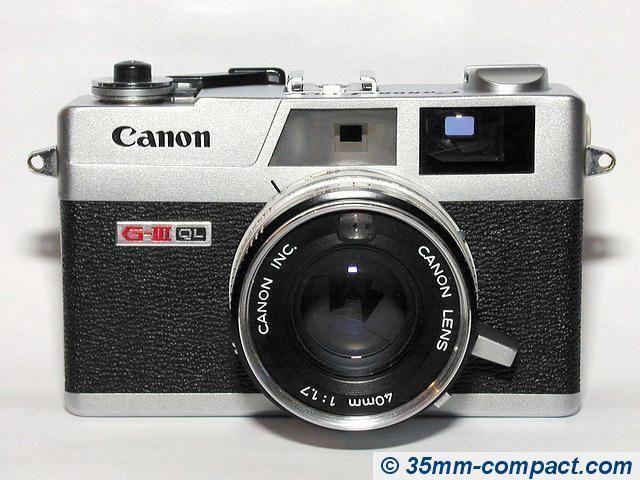 canonet-QL17 G3