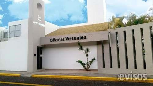 OFICINAS FISICAS Y VIRTUALES  Amueblado/Puedes dar de alta tu domicilio fiscal o comercial/Acceso a sala de Juntas/Manejo de ...  http://morelia.evisos.com.mx/oficinas-fisicas-y-virtuales-id-618008