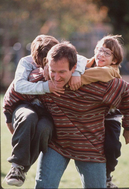 Robin Williams as Jack