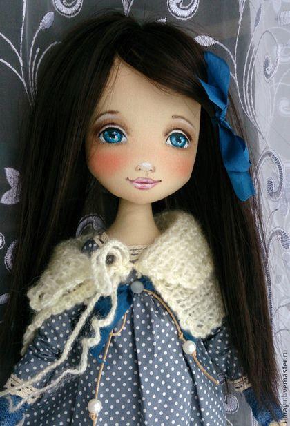 Коллекционные куклы ручной работы. Ярмарка Мастеров - ручная работа Марина. Handmade.