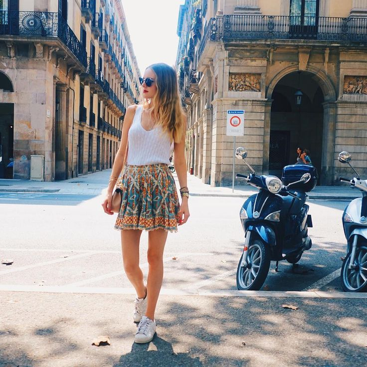 293 Best Streetstyle Barcelona Images On Pinterest