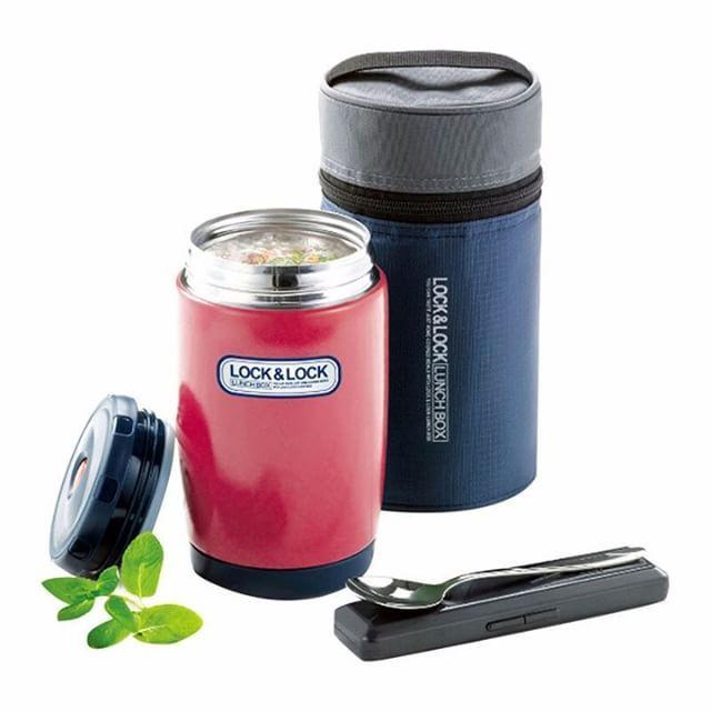 Nama Produk Lock N Lock Lunch Box Hot Tank 440ml Pink Harga Rp