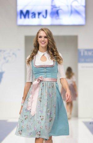 Trachtenmode 2018 - Dirndl Messe News