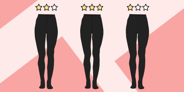 The Marie Claire Tights Test: The Good, the Bad, and the Un-tearable  - MarieClaire.com