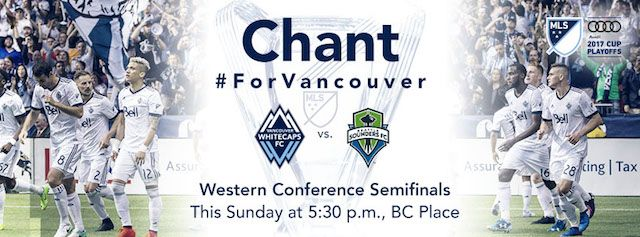 With a resounding 5-0 win, Vancouver Whitecaps FC have advanced to the Western Conference Semifinals for the second time in three years and will face arch-rivals Seattle Sounders FC in a tantalizing two-leg aggregate series. Vancouver Whitecaps FC Move On to Western Conference Final Where: BC Place in Vancouver When: 1st leg @ 5:30pm on Sunday, October 29, 2017 Tickets: Available now on Ticketmaster Vancouver earned their place in the Conference Semifinals by winning their first playoff…