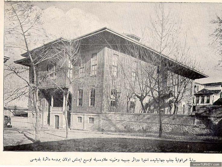 Bursa - Eski Fotoğraflar - BURSA