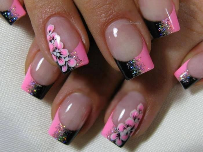 manicure art..